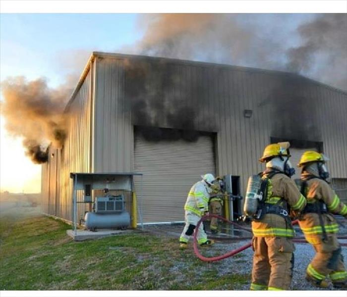 Commercial Fire, Water and Mold Damage Events at Haddonfield Commercial Properties