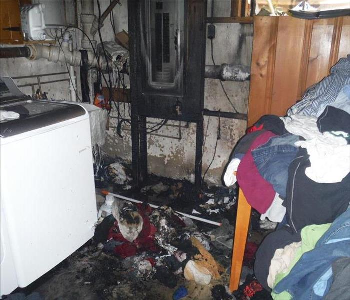 Fire Damage Excessive Clutter Can Cause Fire Damage