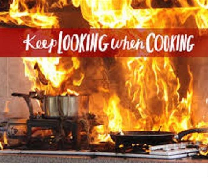 Fire Damage Prevent Cooking Fires in Haddonfield NJ